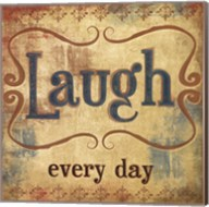 Laugh Fine-Art Print