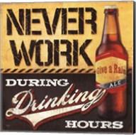Drinking Hours Fine-Art Print