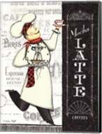Latte Chef Fine-Art Print