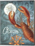 Ocean Lobster Fine-Art Print