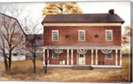 The Old Tavern House Fine-Art Print