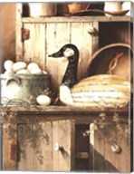 The Pantry Goose Fine-Art Print