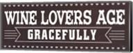 Wine Lovers IV Fine-Art Print