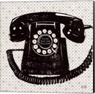 Vintage Analog Phone Fine-Art Print