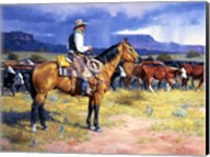 Great American Cowboy Fine-Art Print