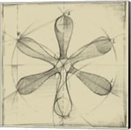 Drafting Symbols IV Fine-Art Print