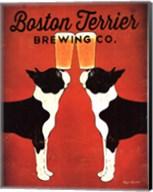 Boston Terrier Brewing Co. Fine-Art Print