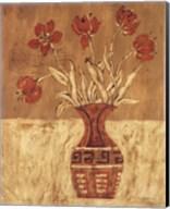 Batik Tulips Fine-Art Print