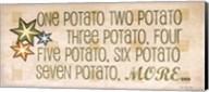 One Potato Fine-Art Print