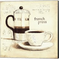 Parisian Coffee III Fine-Art Print