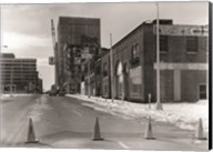 Buick Motor Company & Greensboro Motor Company Guilford County, NC 1979 photography Fine-Art Print