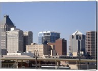 Greensboro Skyline Fine-Art Print