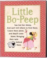 Bo Peep Fine-Art Print