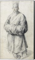 Man in Korean Costume Fine-Art Print