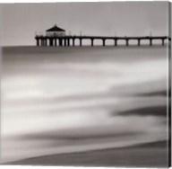Manhatten Pier - Mini Fine-Art Print