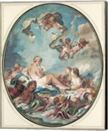 The Birth and Triumph of Venus Fine-Art Print
