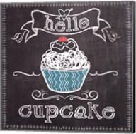 Hello Cupcake Fine-Art Print