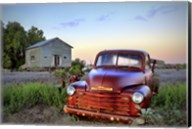 Old Chev Fine-Art Print