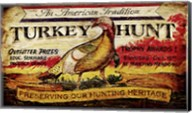 Turkey Hunt Fine-Art Print