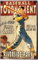 Baseball Tournament Fine-Art Print