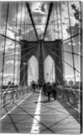 Brooklyn Bridge HDR 2 Fine-Art Print