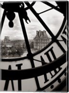 Big Clock Fine-Art Print