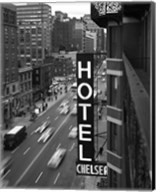 Chelsea Black and White Fine-Art Print