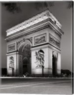Arc de Triomphe Paris Fine-Art Print