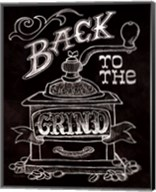 Back to the Grind No Border Fine-Art Print