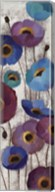 Bold Anemones Panel II Fine-Art Print