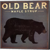 Old Bear Fine-Art Print