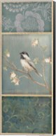 Black Capped Chickadee Fine-Art Print