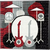 Rock 'n Roll Drums Fine-Art Print