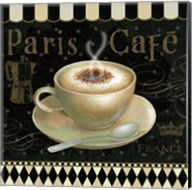 Cafe Parisien III Fine-Art Print