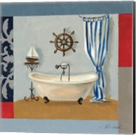 Nautical Bath II Fine-Art Print