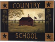 Country School Fine-Art Print