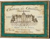French Wine Label IV Fine-Art Print