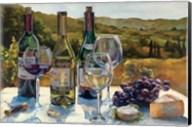 A Wine Tasting Fine-Art Print