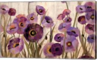 Pink and Purple Flowers Fine-Art Print