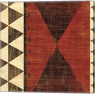Patterns of the Savanna II Fine-Art Print