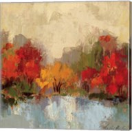 Fall Riverside I Fine-Art Print