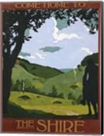 Come Home To The Shire Fine-Art Print
