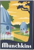 Munchkin Travel Fine-Art Print