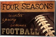 Four Seasons Football II Fine-Art Print