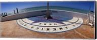 North America Begins Here, Key West, Monroe County, Florida, USA Fine-Art Print
