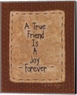 A True Friend Fine-Art Print