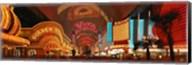 Fremont Street Las Vegas NV USA Fine-Art Print