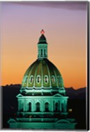 Colorado State Capitol Building Denver CO Fine-Art Print