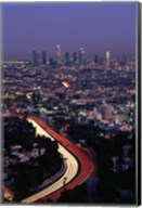 Hollywood Freeway Los Angeles CA Fine-Art Print