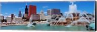Summer, Chicago, Illinois, USA Fine-Art Print
